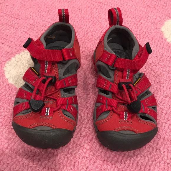 Keen Other - Red Keen Sandal toddler sz 8
